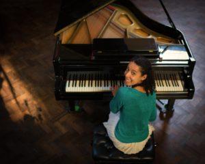 Kamilla Arku kids concert company hastings