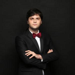 Second Prize & Orchestra Prize Maxim Kinasov, 25 Russia