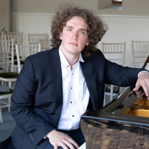 First Prize & Orchestra Prize, Roman Kosyakov, 25 Russia