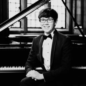 Martin James Bartlett RPO Hastings Piano Festival