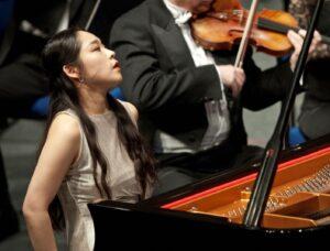 Garam Cho hastings piano