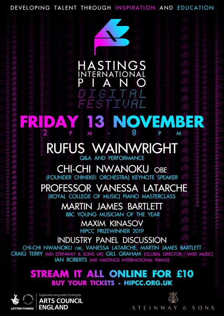 hastings piano digital festival